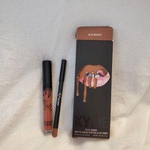 NEW Kylie Jenner Lip Kit Ulta Beauty